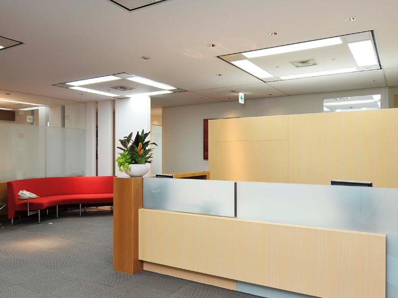 リージャス神谷町MTビルディングのオフィス内部の画像7