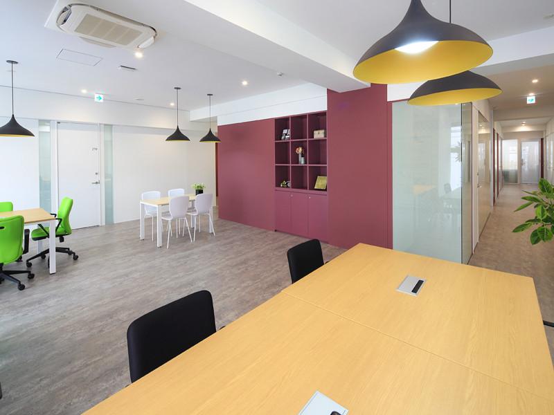 リージャスオープンオフィス五反田西口の画像2