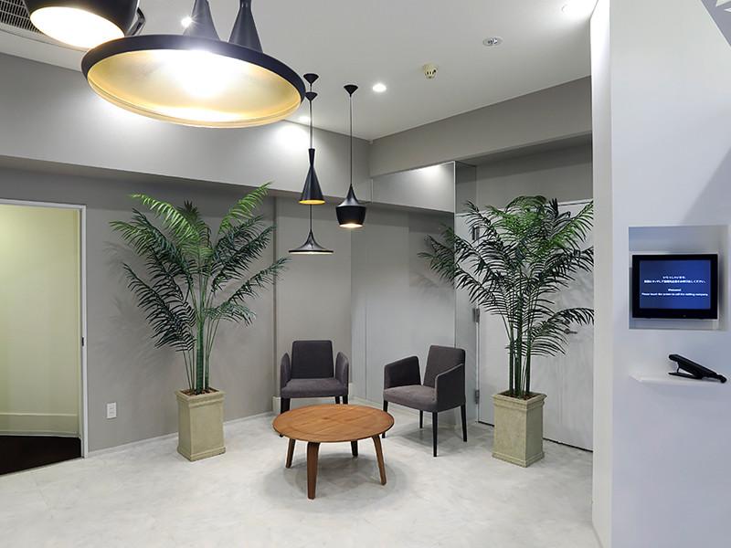 リージャス《オープンオフィス日本橋箱崎》のオフィス内部の画像