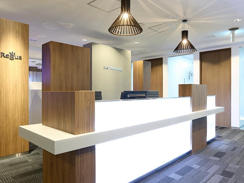 リージャス恵比寿のオフィス内部の画像6
