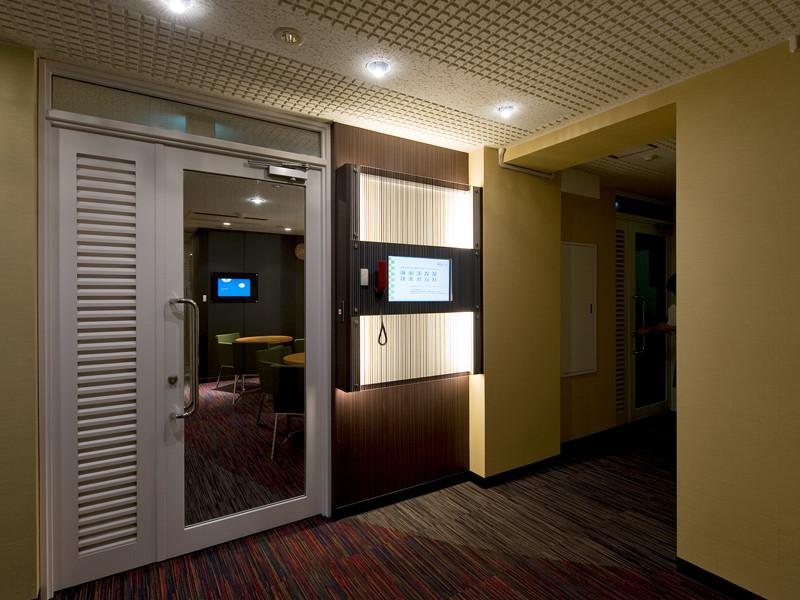 リージャス《オープンオフィス日本橋セントラル》のオフィス内部の画像