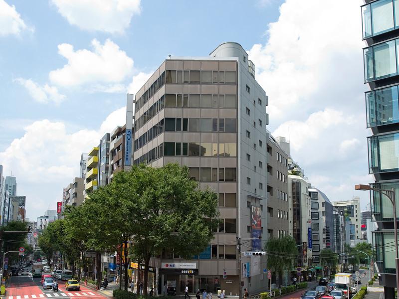 リージャス渋谷TOCのオフィス内部の画像