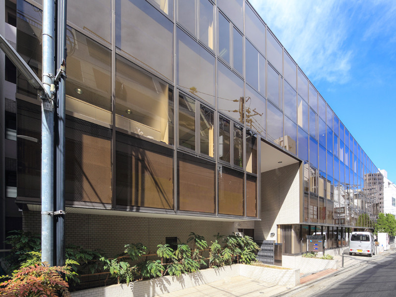 リージャスオープンオフィス西新宿駅前のオフィス内部の画像「外装」