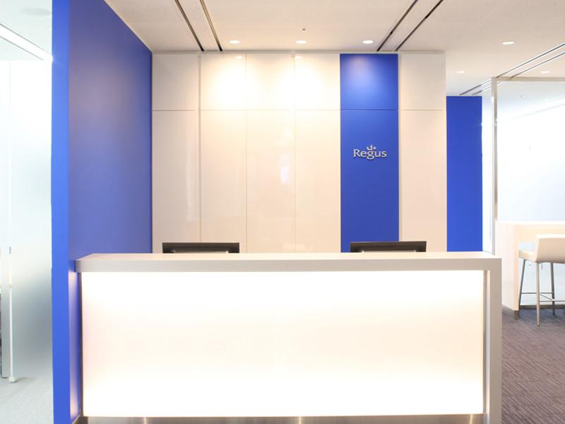 リージャス渋谷グラスシティのオフィス内部の画像3