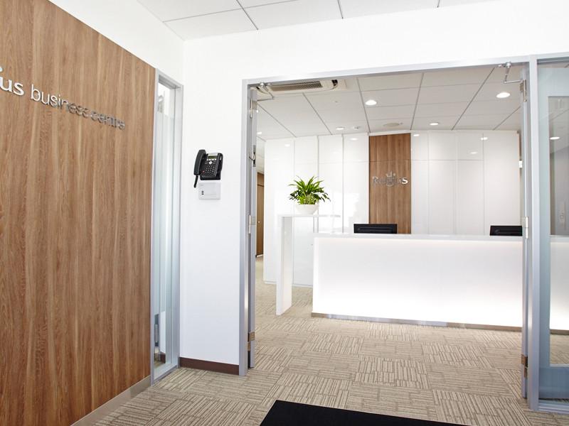 リージャス芝大門のオフィス内部の画像10