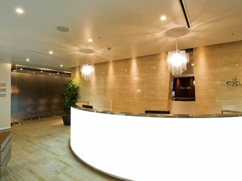 リージャス品川イーストワンタワーのオフィス内部の画像6