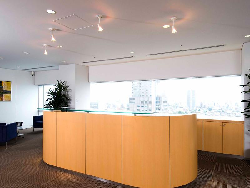 リージャス渋谷マークシティのオフィス内部の画像