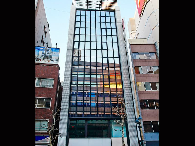 リージャスオープンオフィス渋谷神南の画像「外観」